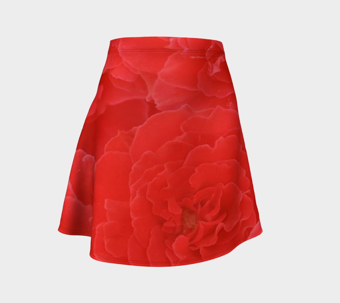 Aperçu de Stylish Red Rose #1
