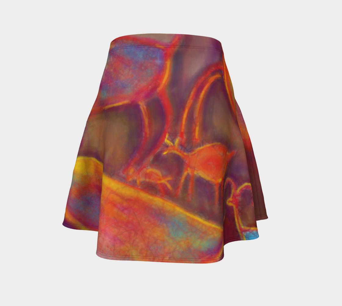 Petroglyph Flair Skirt preview #4