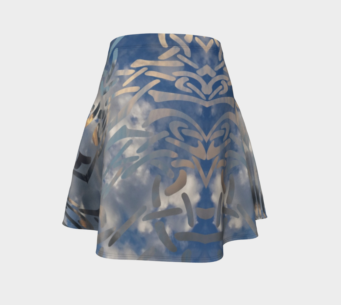 Rocky Mountain Celtic Cloud Dance Flare Skirt preview #4