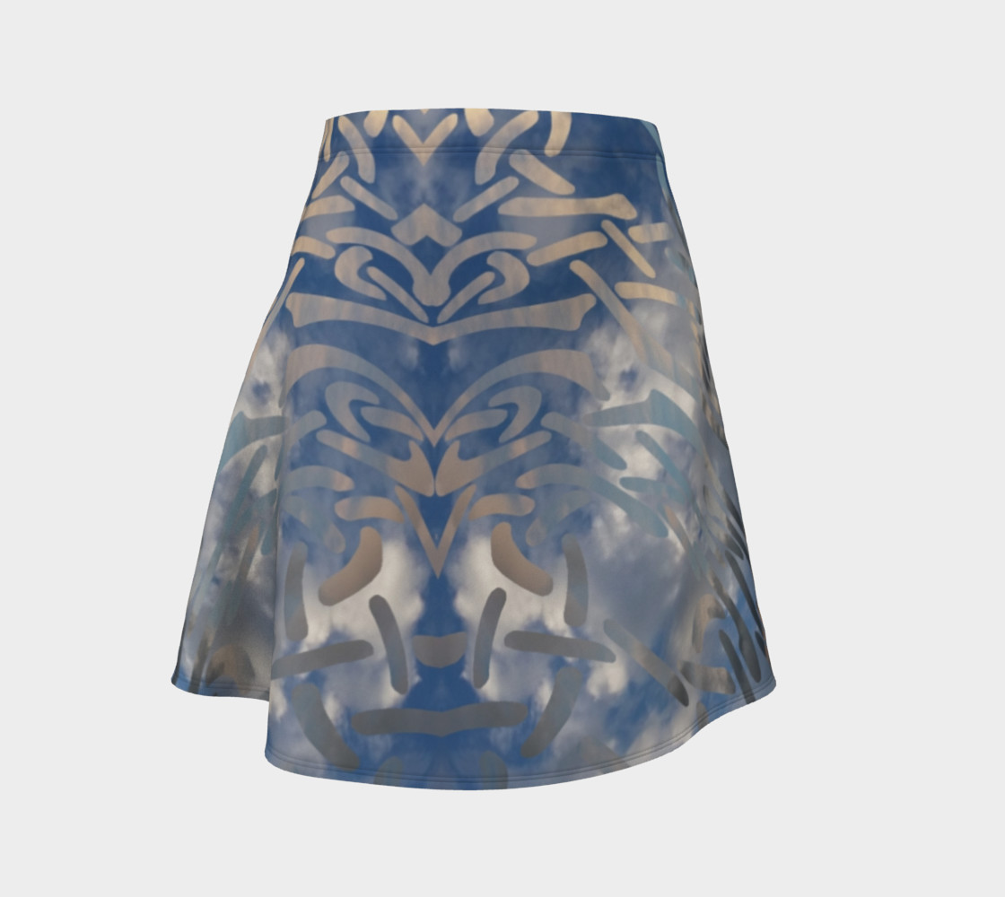 Rocky Mountain Celtic Cloud Dance Flare Skirt preview #1