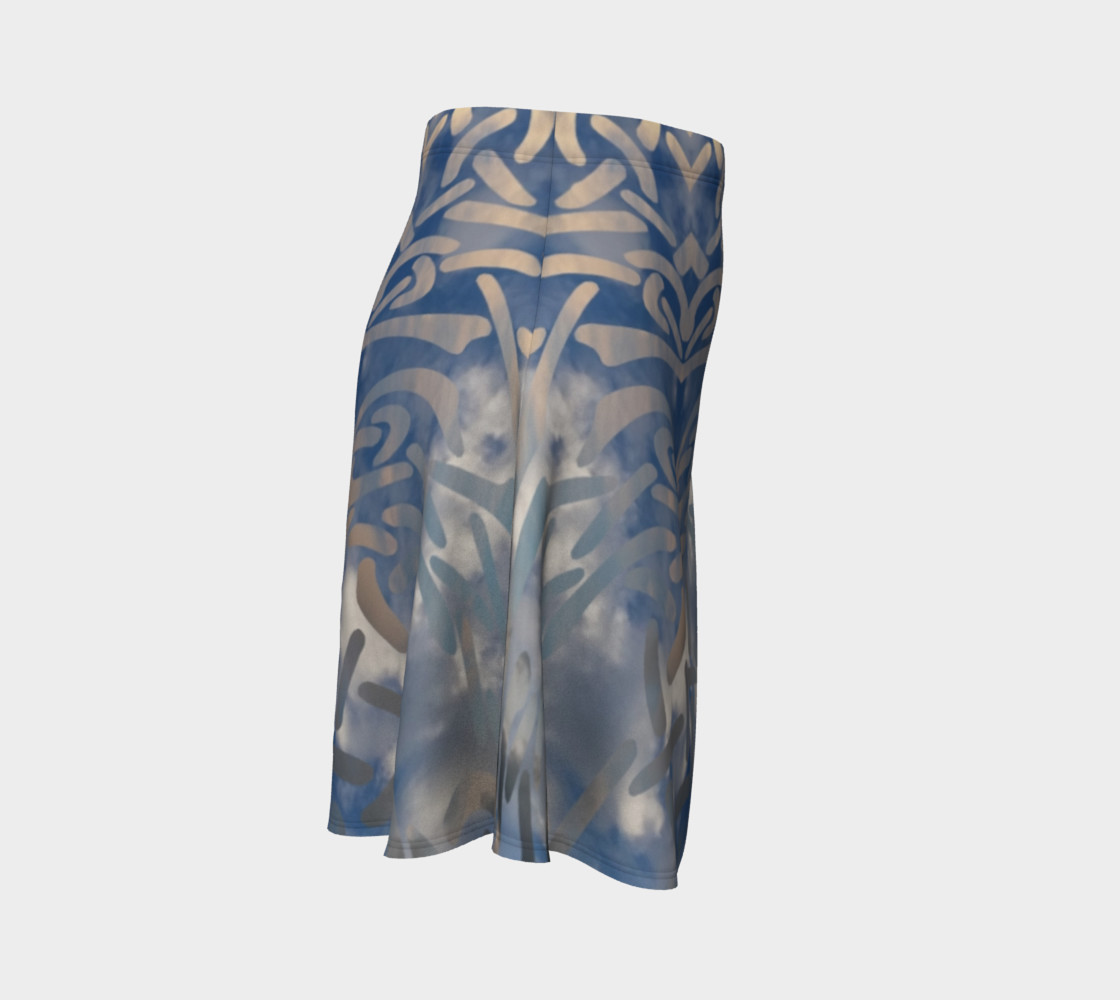 Rocky Mountain Celtic Cloud Dance Flare Skirt preview #3
