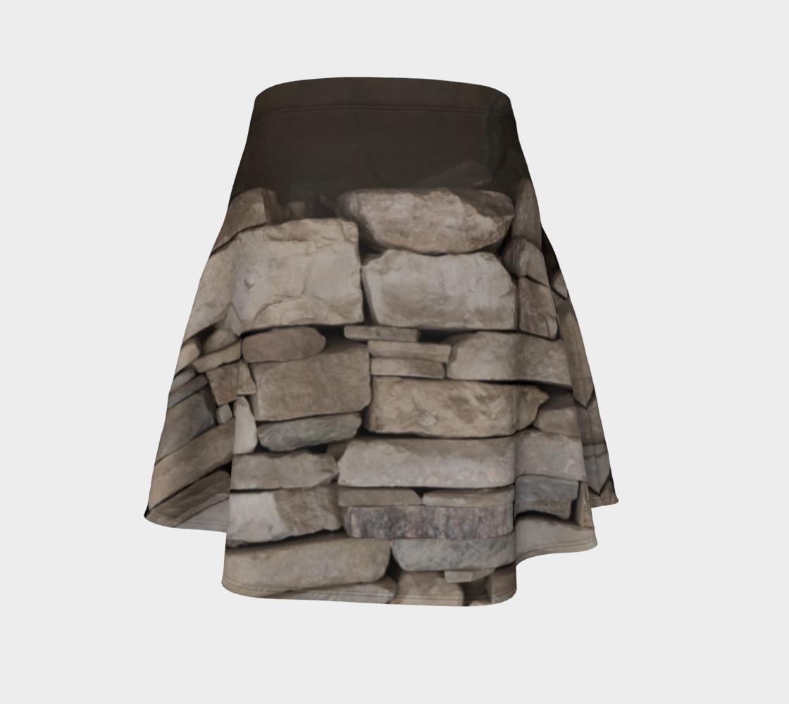 Aperçu de Textural Antiquities Herculaneum Five Flare Skirt #4