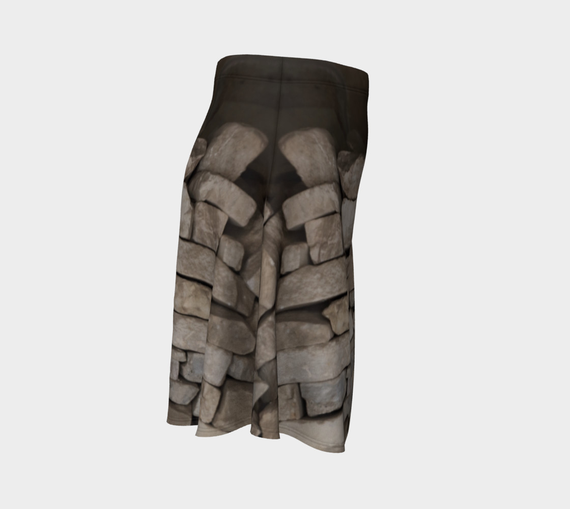 Aperçu de Textural Antiquities Herculaneum Five Flare Skirt #3