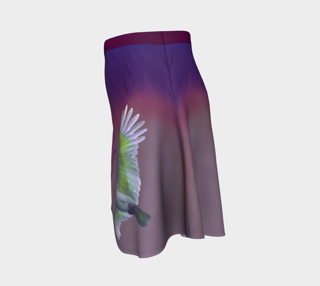 Bird in Flight Skirt preview #2