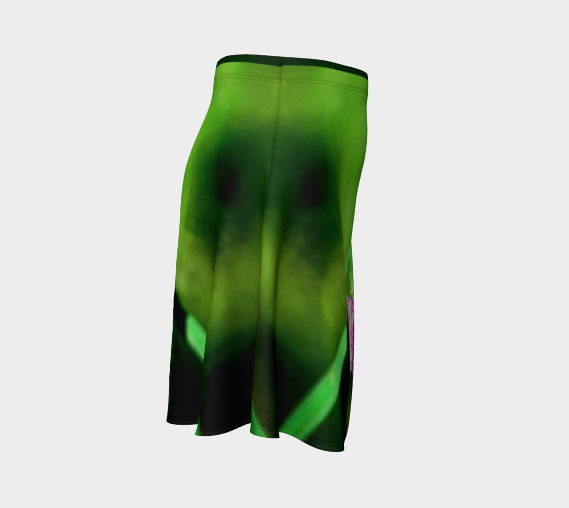 Aperçu de Butterfly on Grass Skirt #3