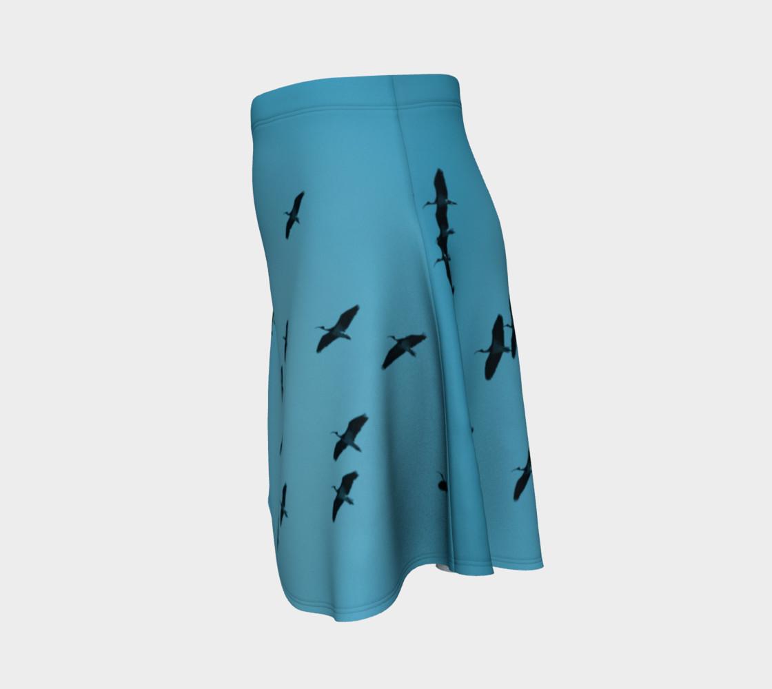 Aperçu de IbisSky Skirt Blue #2
