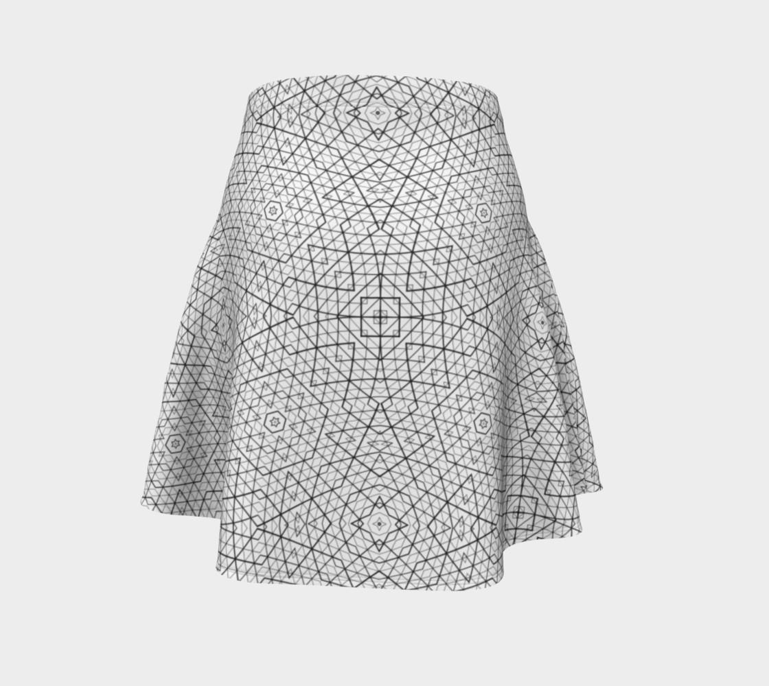 Geometric net pattern preview #4