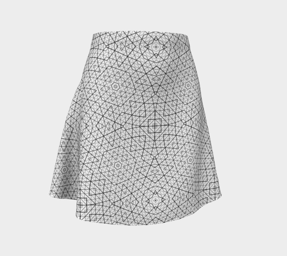 Geometric net pattern preview #1