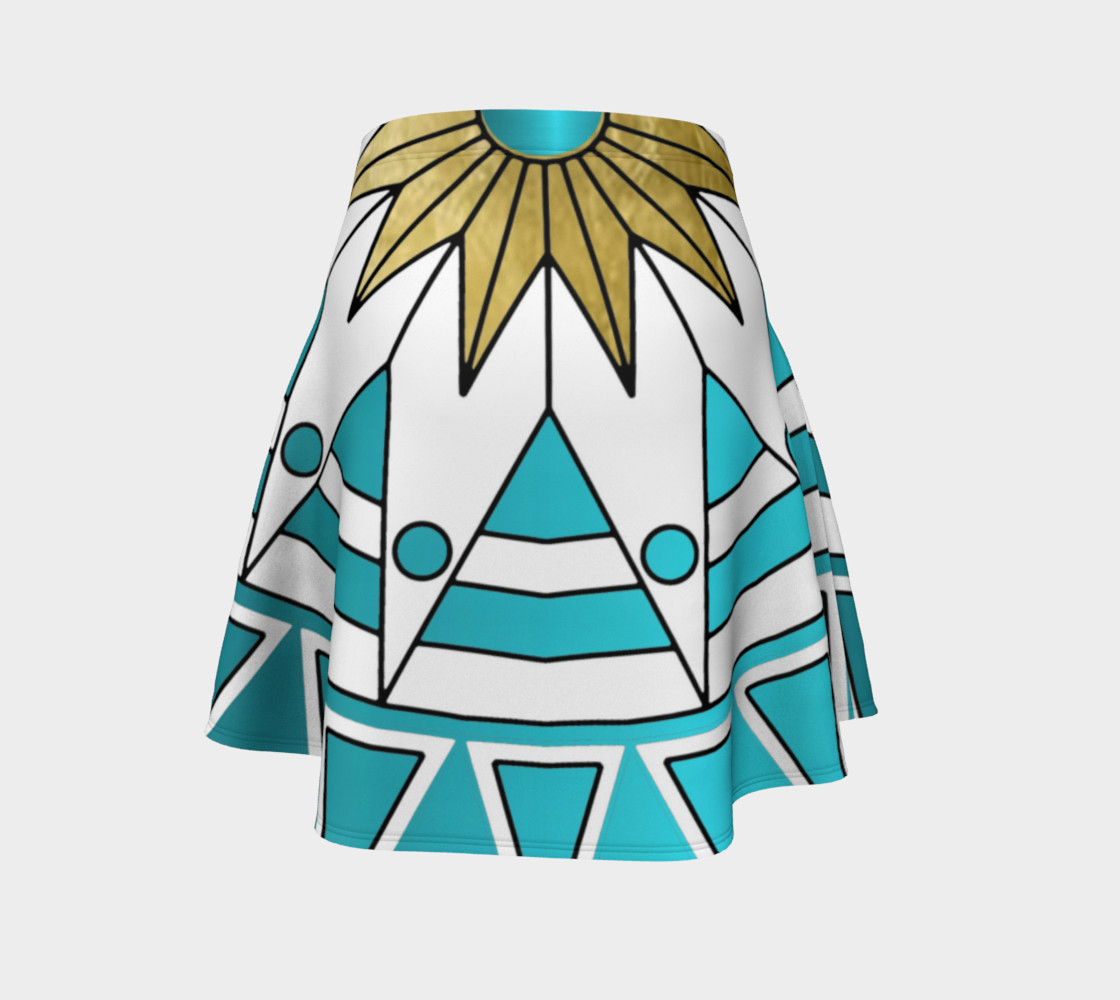 Starburst Skirt preview #4