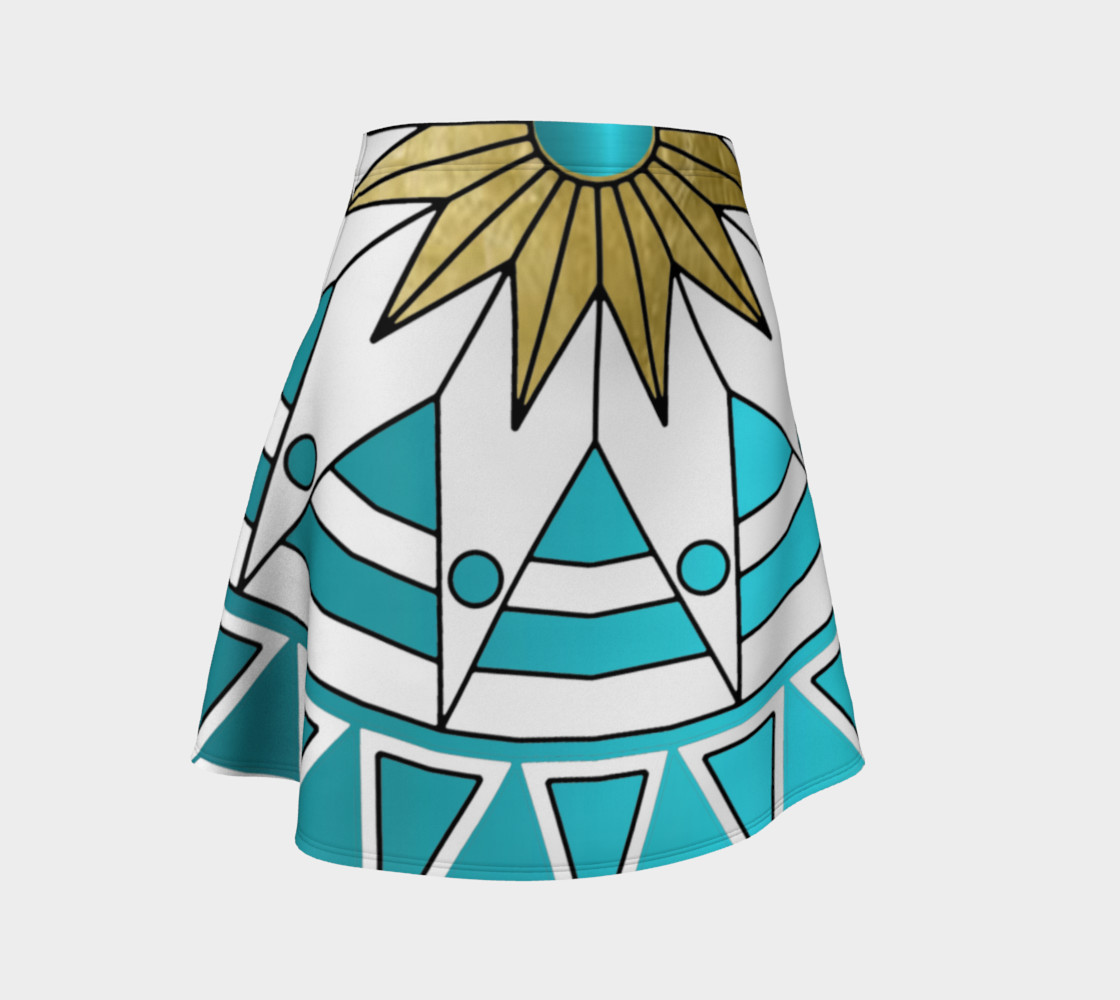 Starburst Skirt preview #1