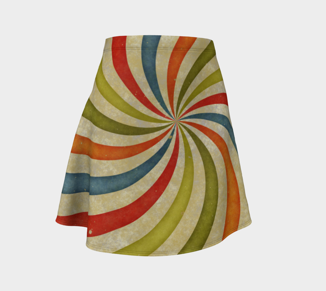 Psychedelic Retro Swirl preview #1