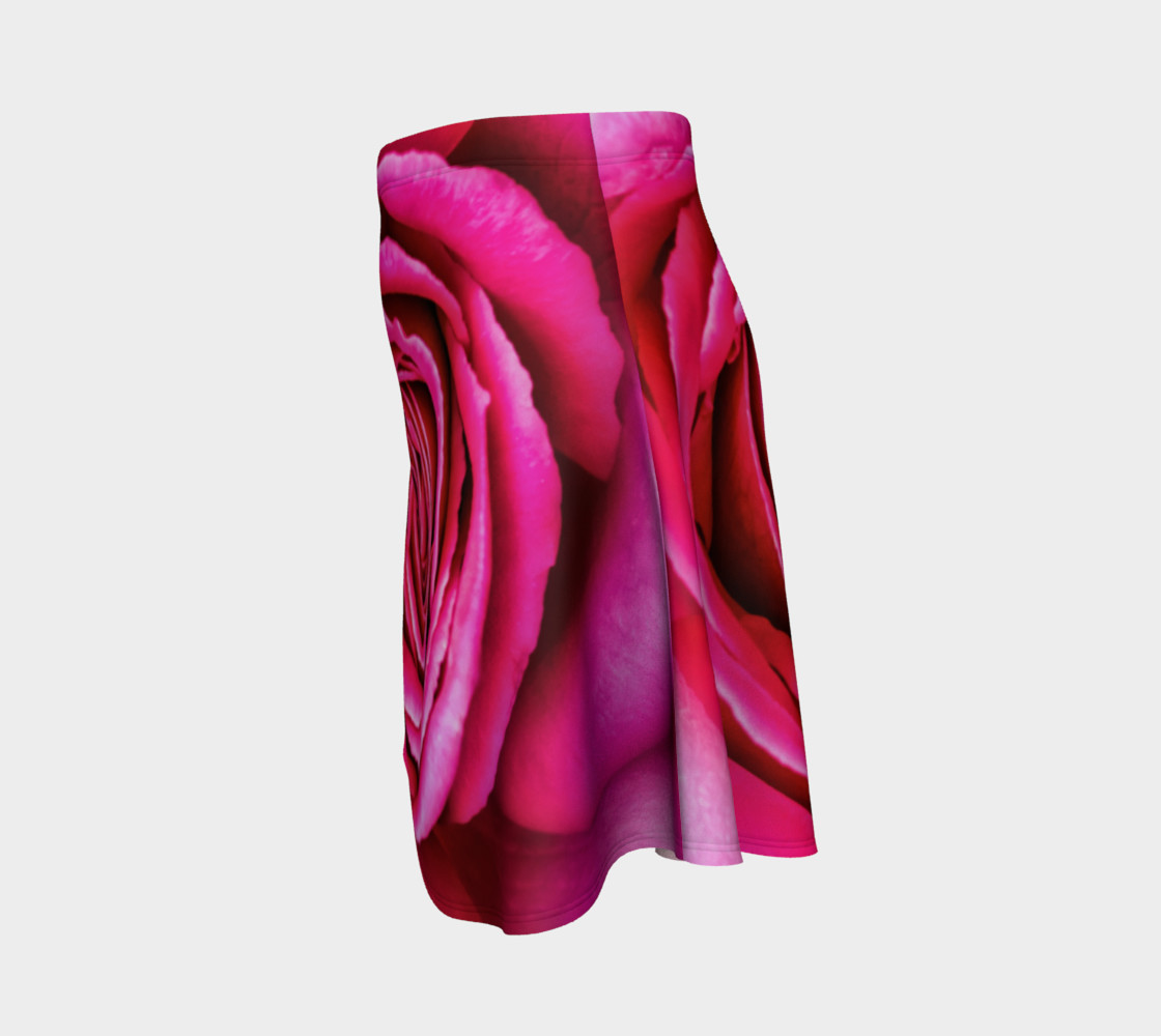 Aperçu de Hot Pink Rose Closeup #2