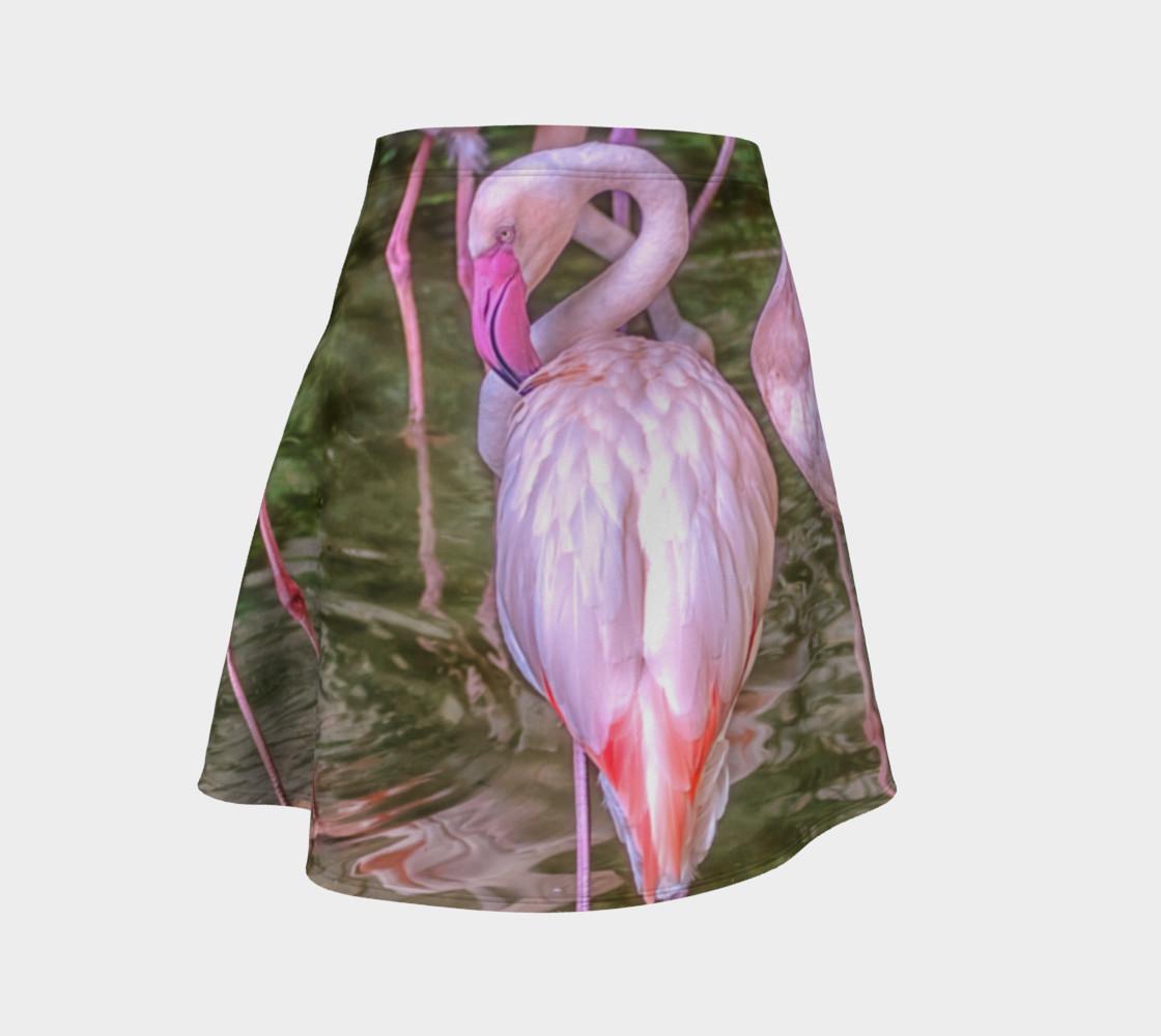 Aperçu de Pink Flamingos #1