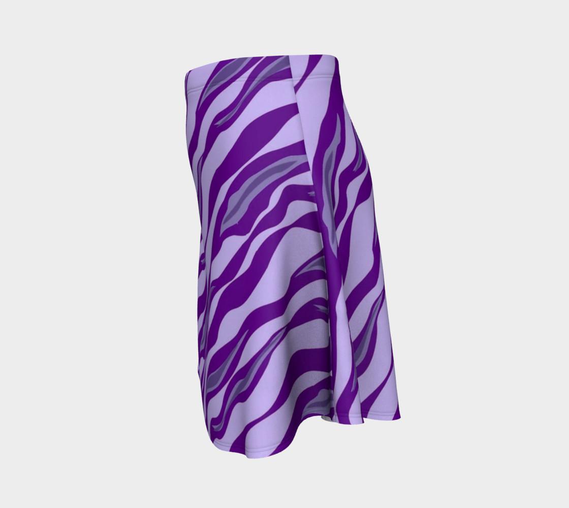 Aperçu de Tiger Stripes - Purple #2