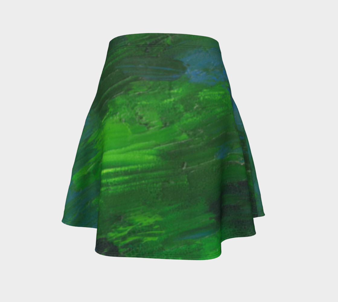 Earthbound Flare Skirt preview #4