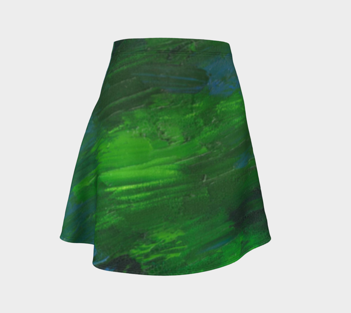 Earthbound Flare Skirt preview #1
