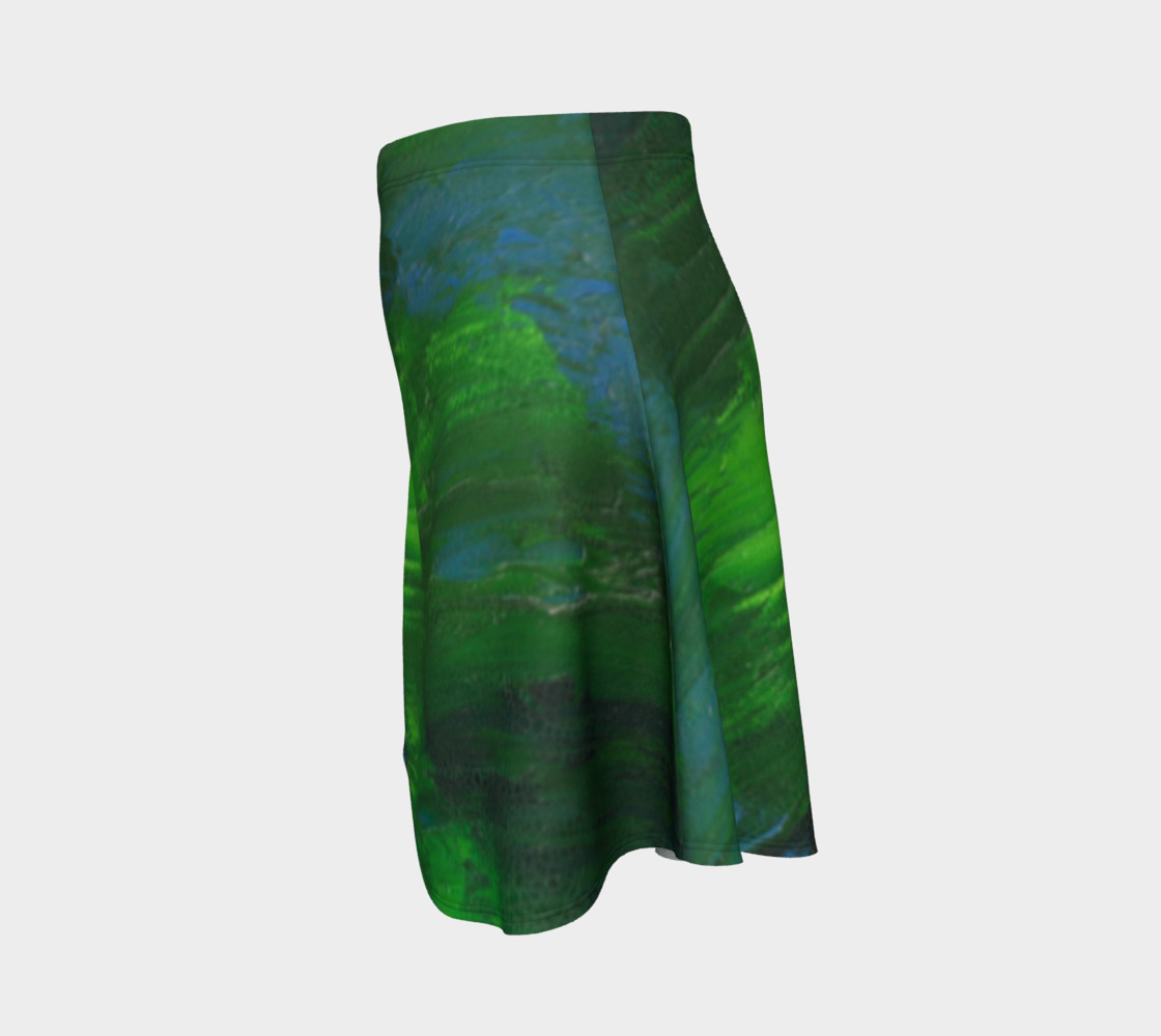 Earthbound Flare Skirt preview #2