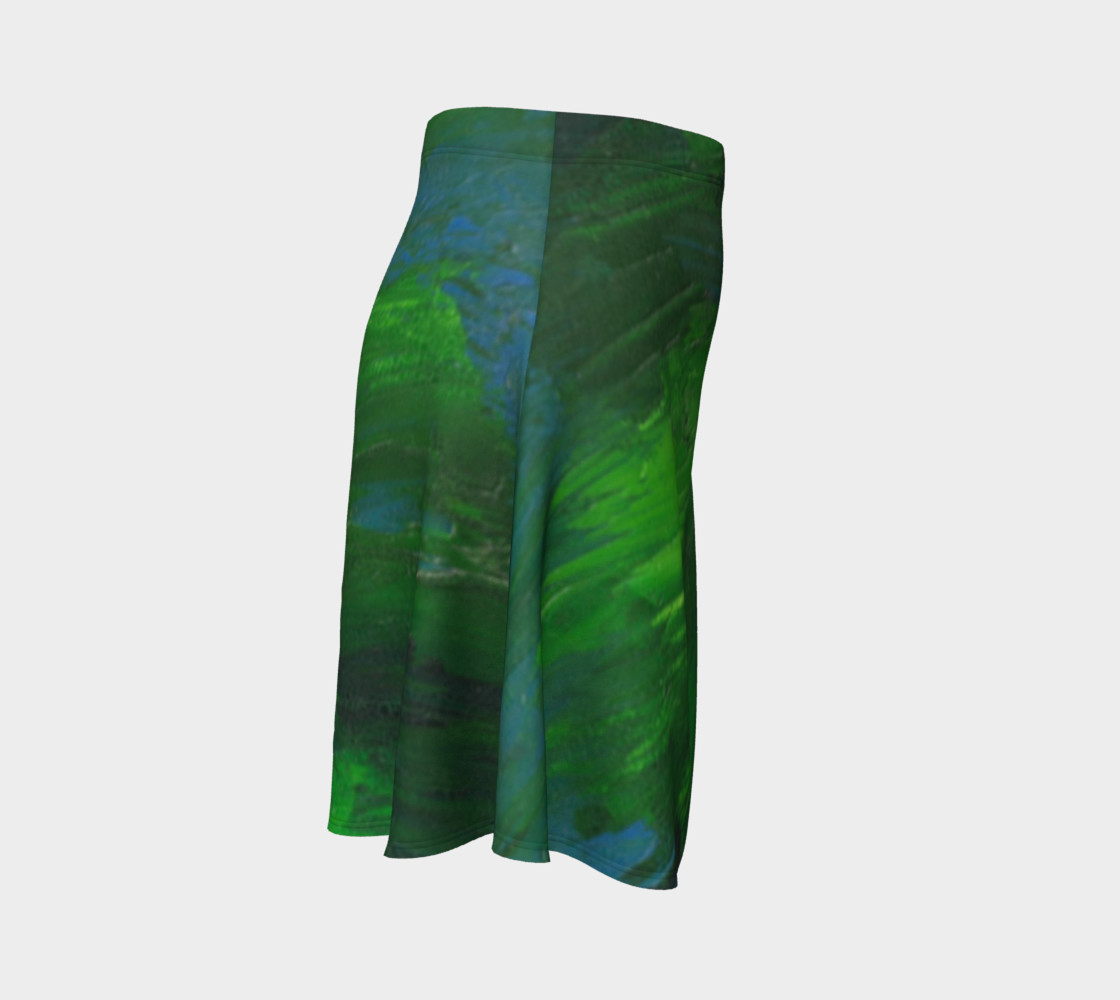 Earthbound Flare Skirt preview #3