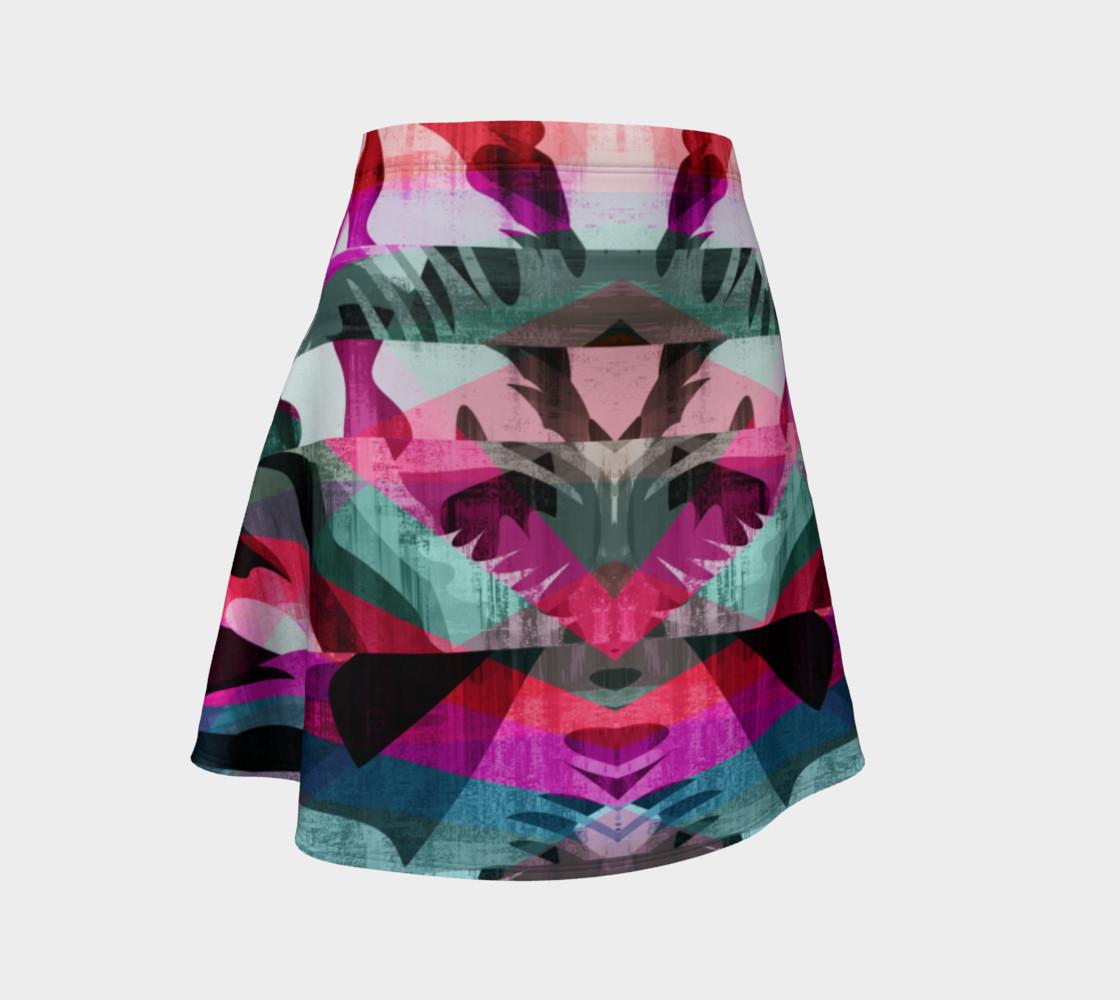 Aperçu de Wild Mix Skirt #1
