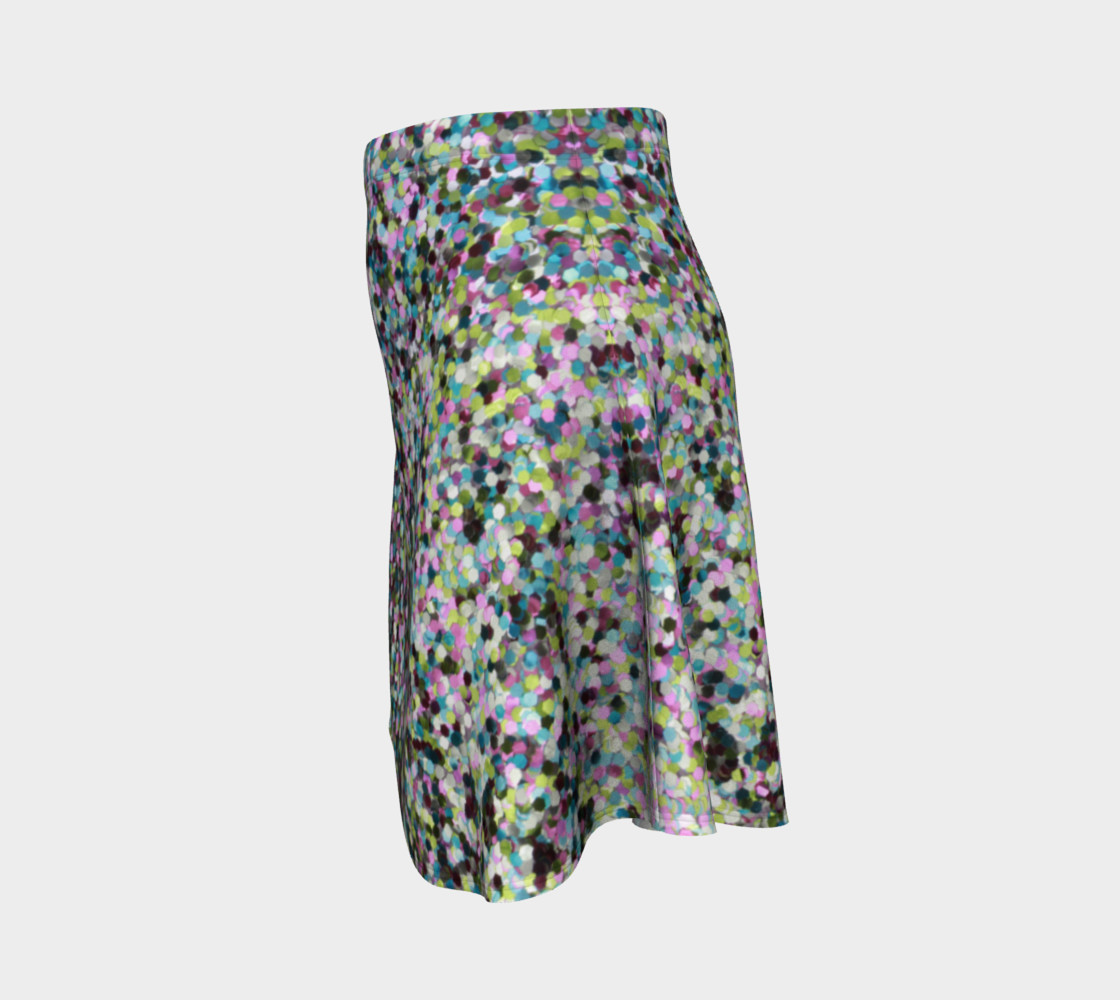 Flare Skirt Glitters preview #2