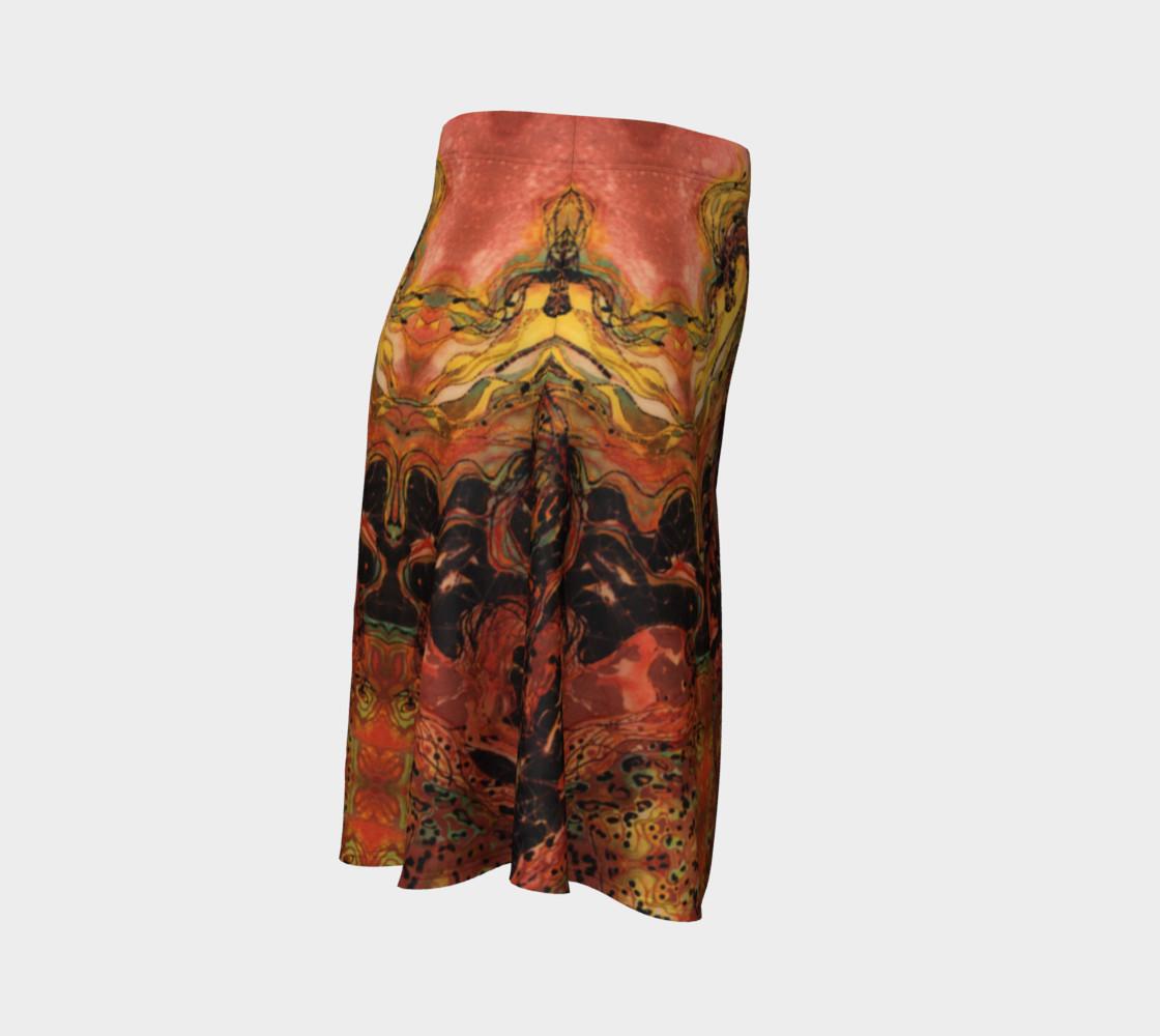 Thunderstorm flare skirt preview #3