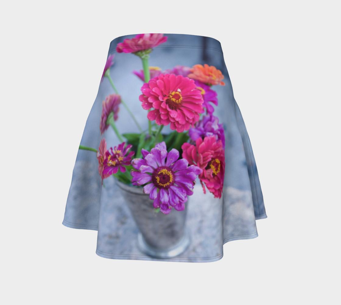 Aperçu de Zinnia Bouquet Skirt #4