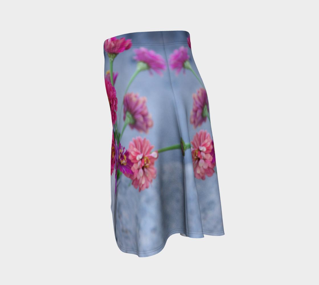 Aperçu de Zinnia Bouquet Skirt #2