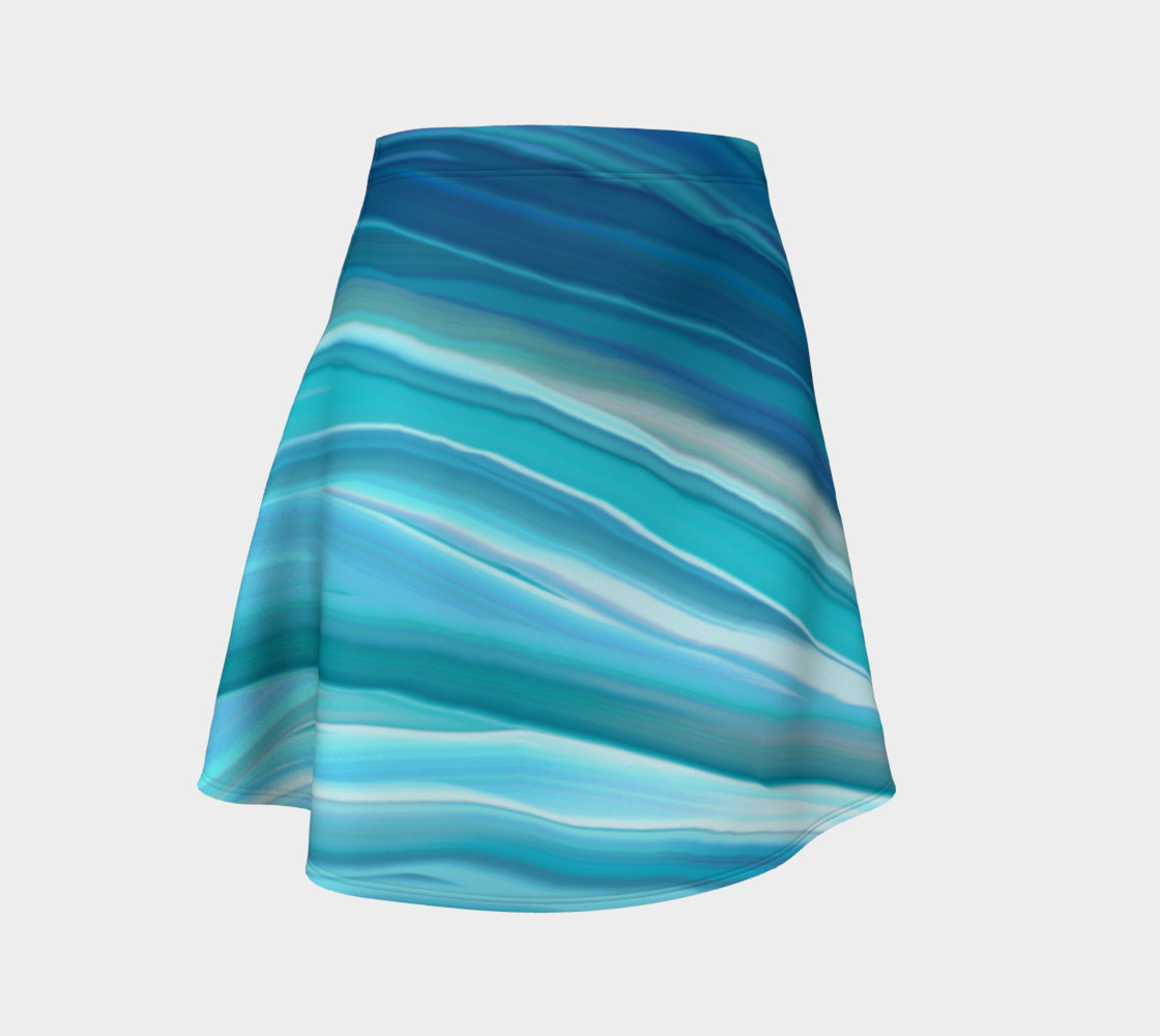 age of aquarius flare skirt preview #1