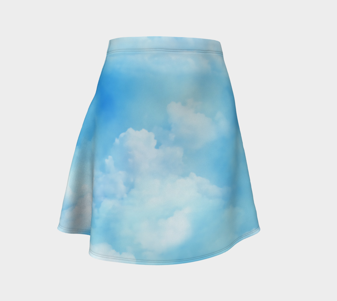 Cloud 9 Flare Skirt preview #1