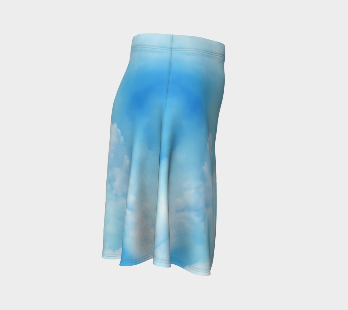 Cloud 9 Flare Skirt preview #3