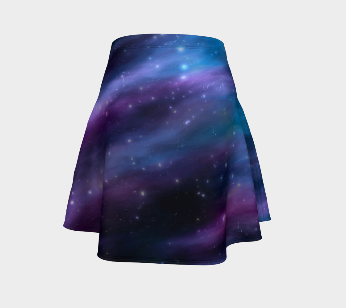 Galaxy Flare Skirt preview #4