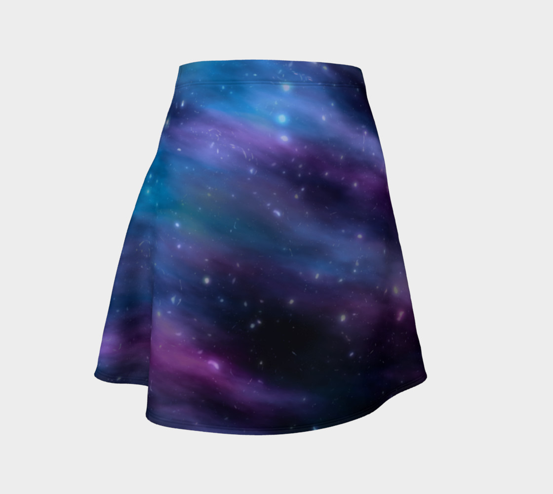 Galaxy Flare Skirt preview #1