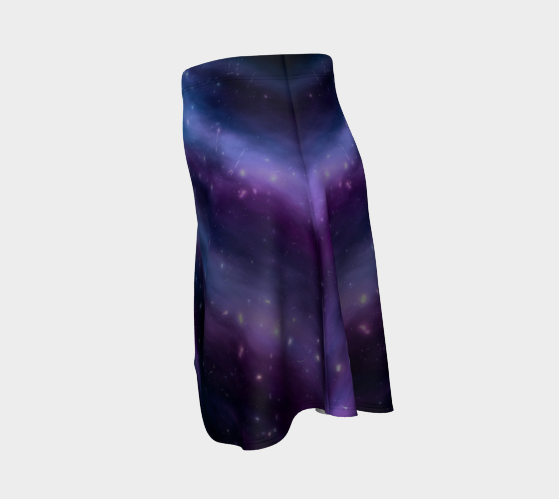 Galaxy Flare Skirt preview #2