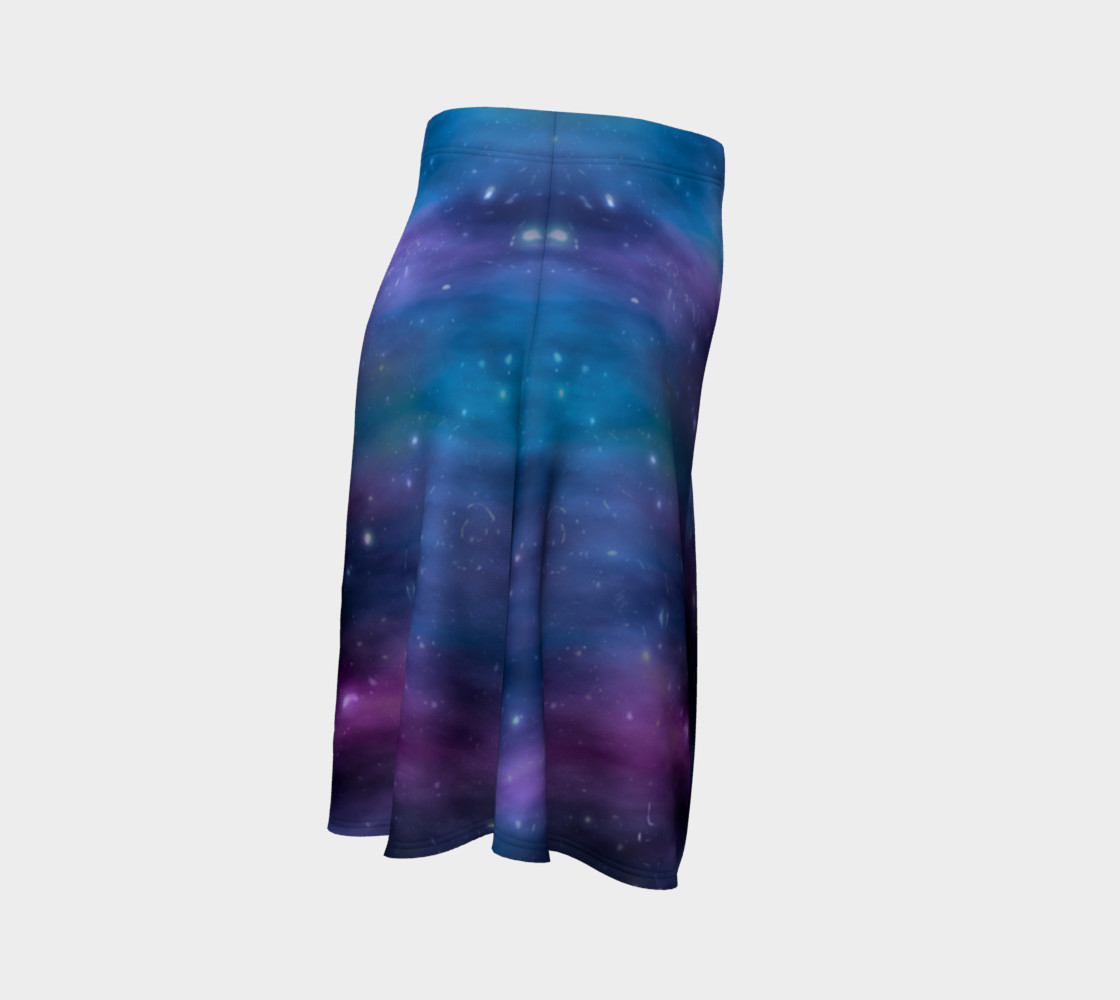 Galaxy Flare Skirt preview #3