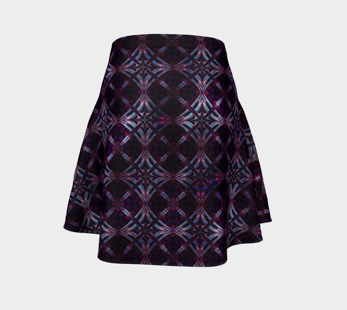 Luxury Flare Skirt preview #4