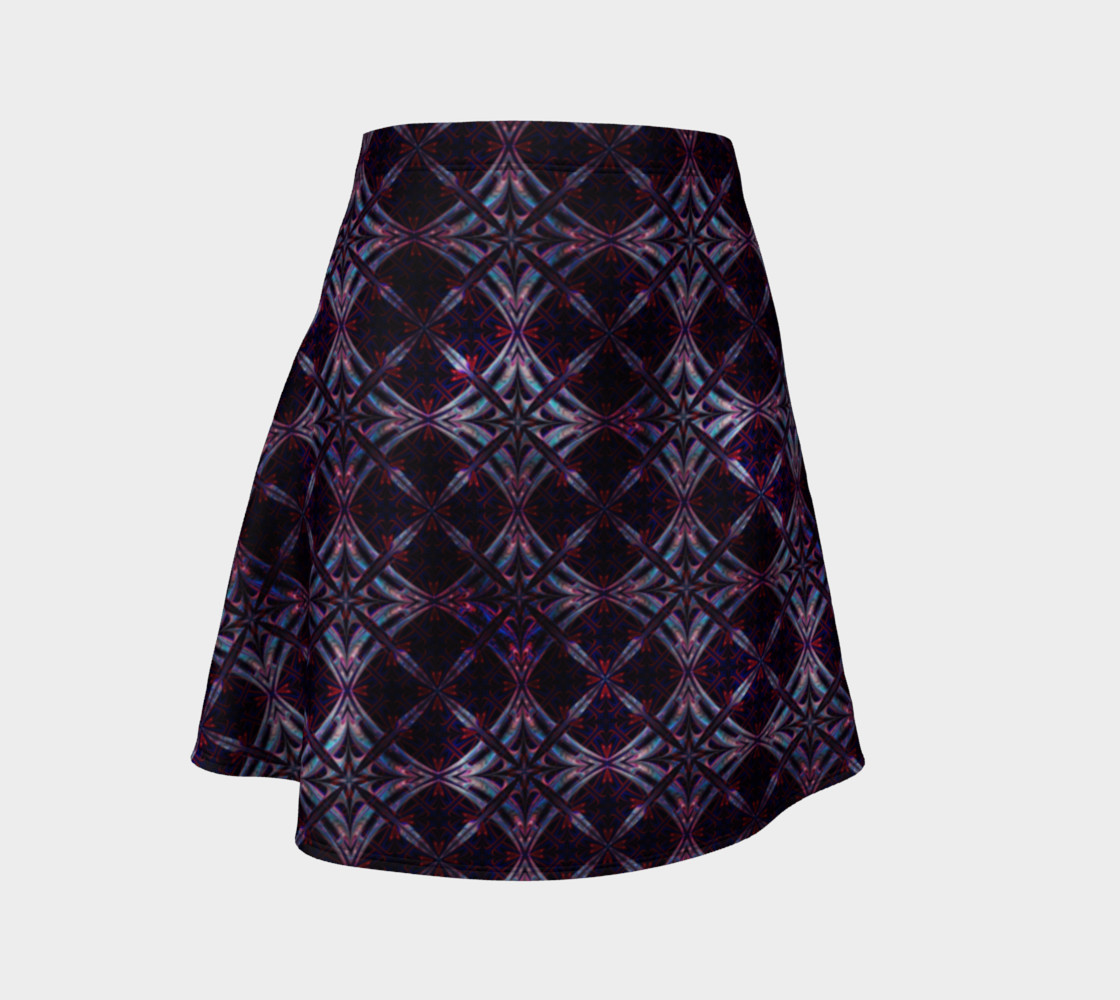 Luxury Flare Skirt preview #1
