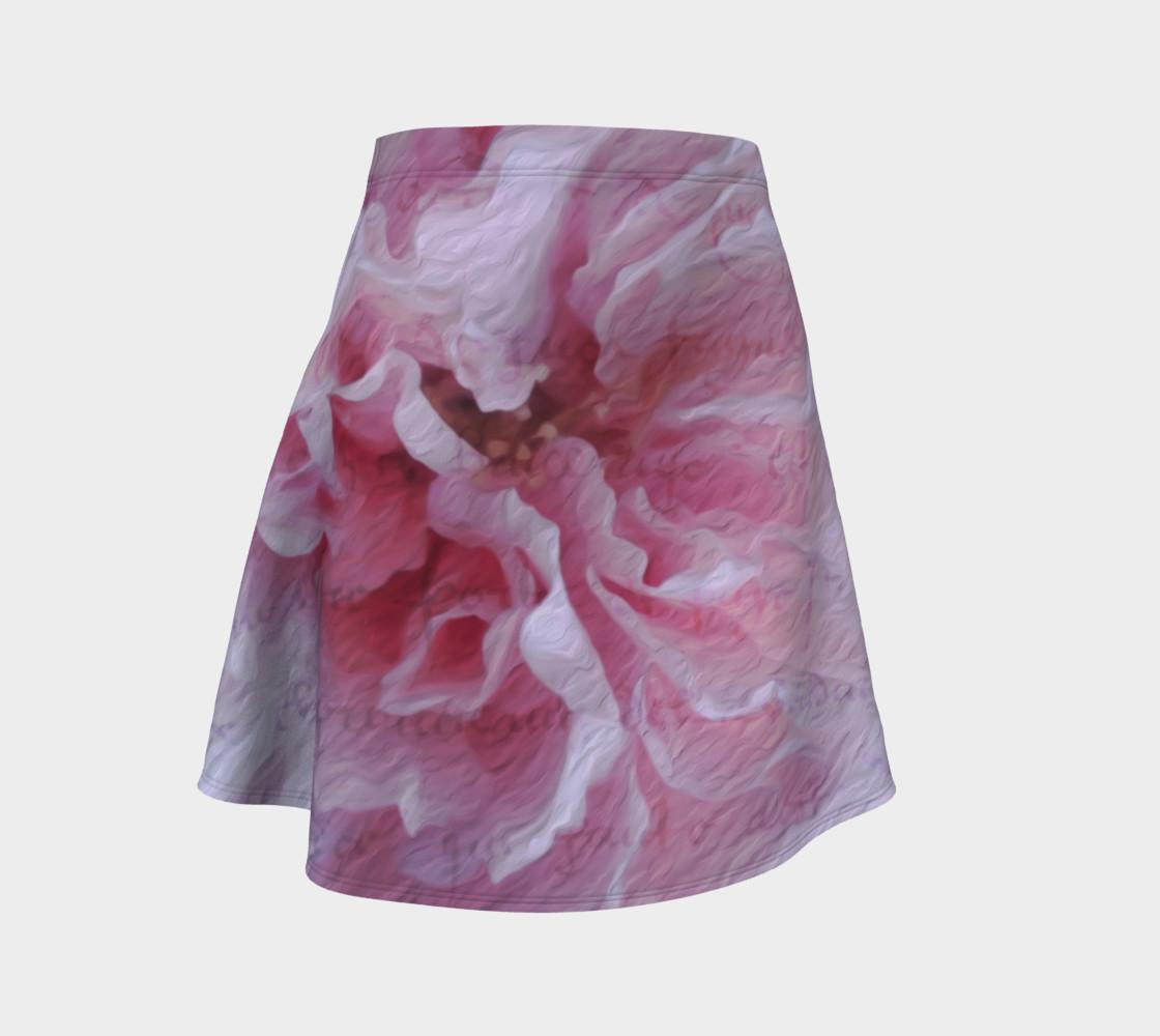 Aperçu de I So Hope Flare Skirt #1