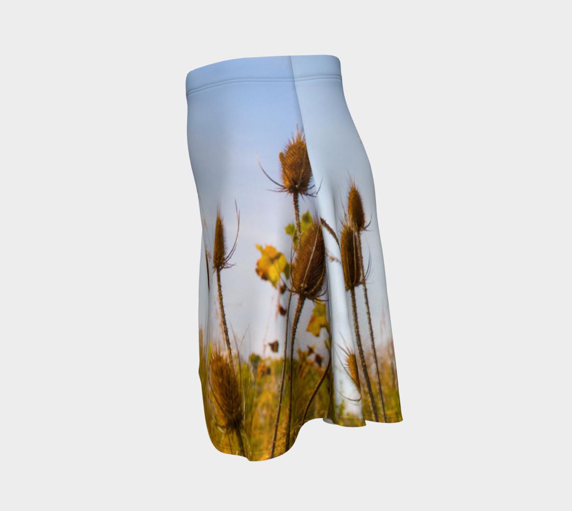 Aperçu de Fall Meadow Skater Skirt #2