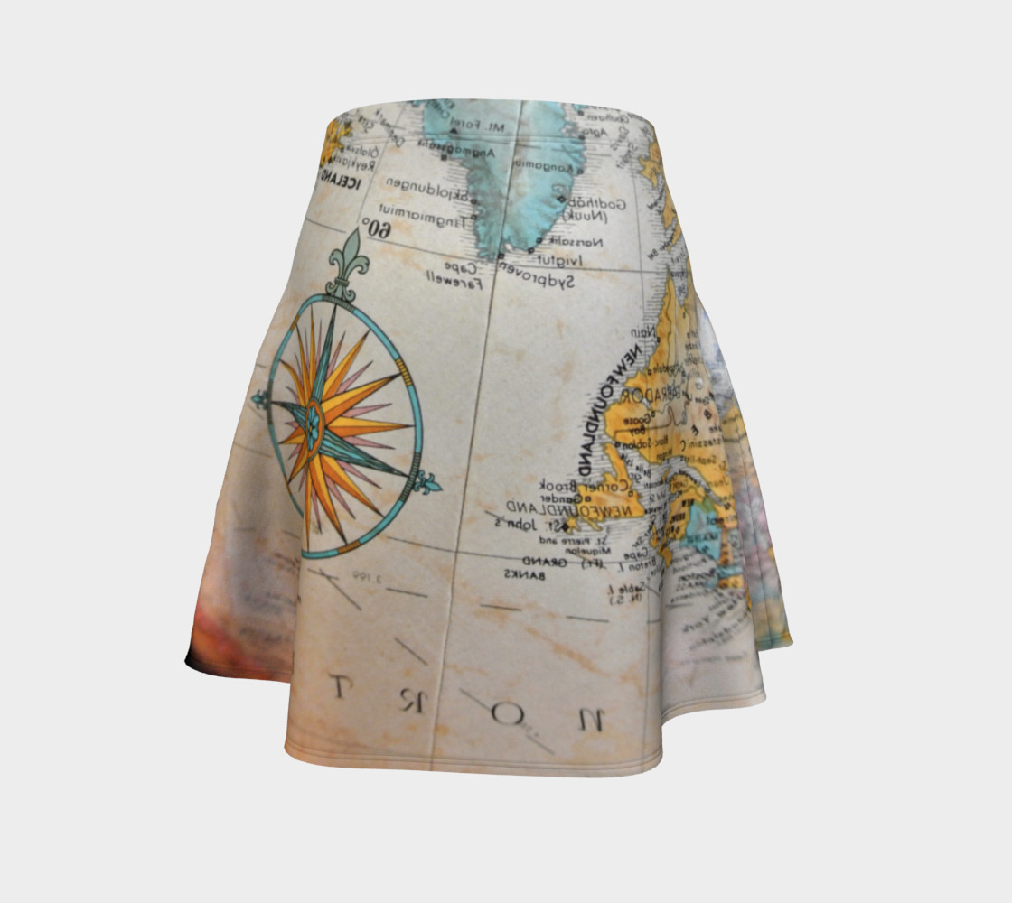 North Flare Skirt preview #4