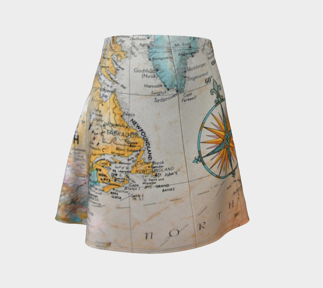Aperçu de North Flare Skirt #1