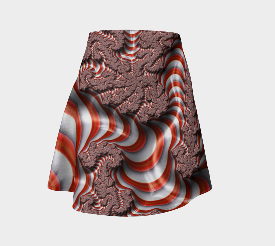 candy cane fractal preview #1