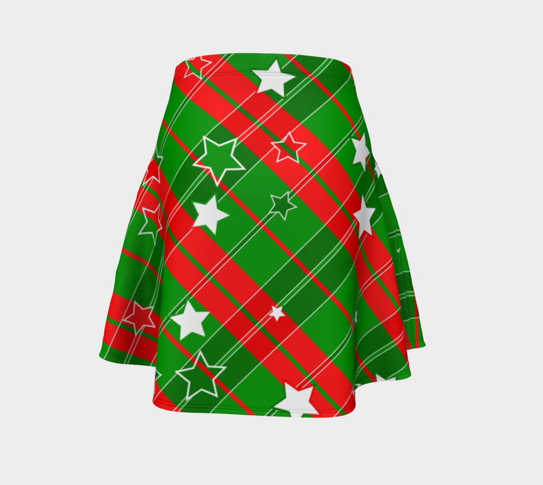 Christmas flannel pattern preview #4