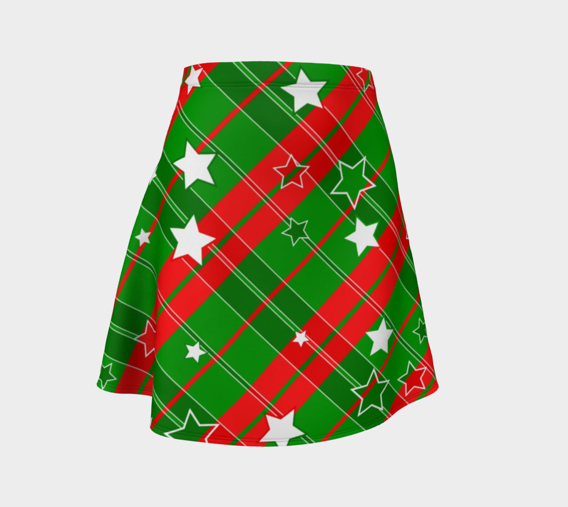 Christmas flannel pattern preview #1