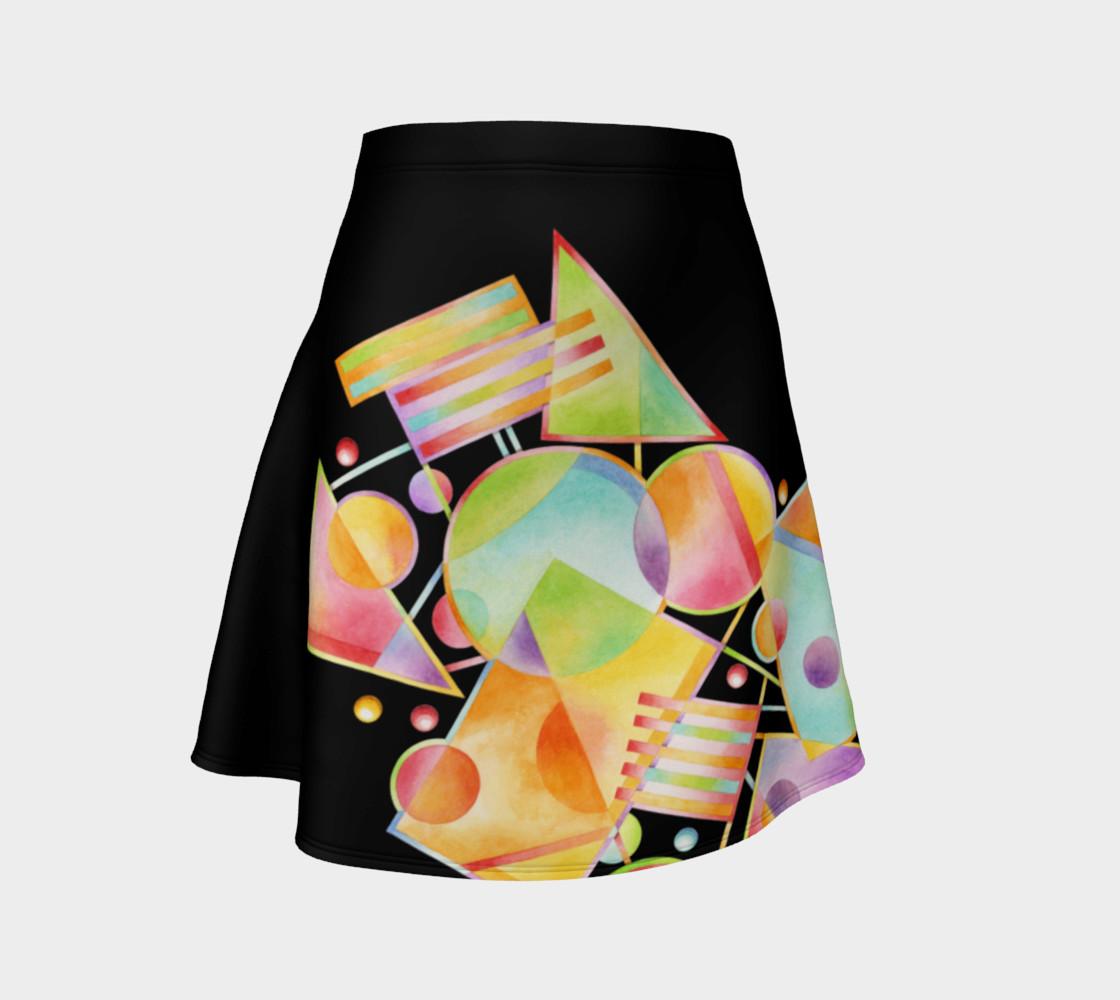 Aperçu de Celebration Flare Skirt #1
