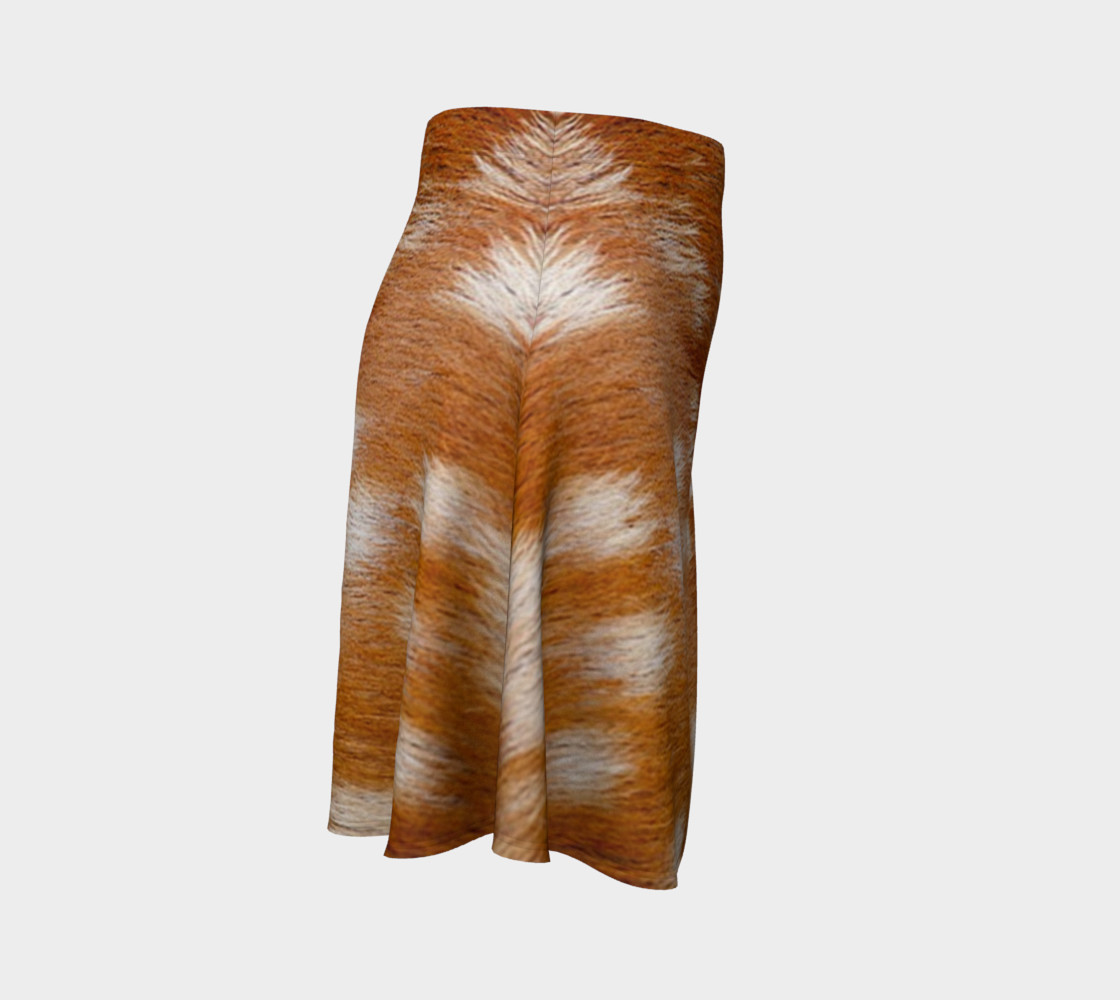 fawn fallow real fur preview #3