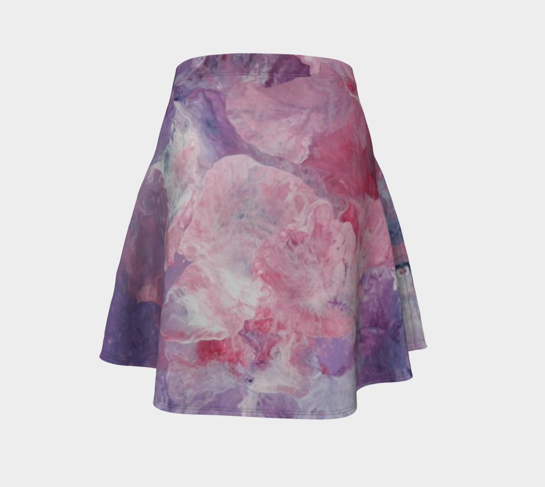 Fairy Garden Flare Skirt preview #4
