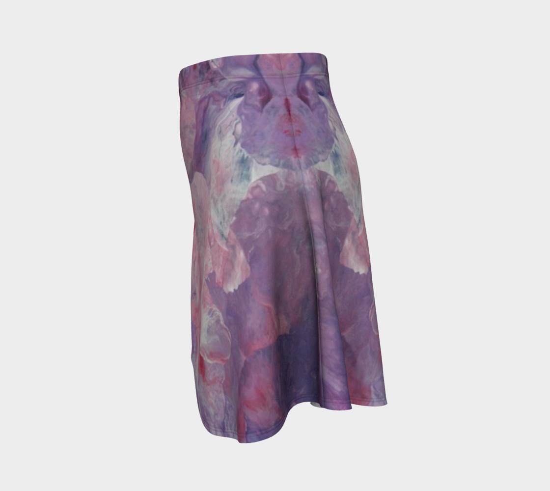 Fairy Garden Flare Skirt preview #2