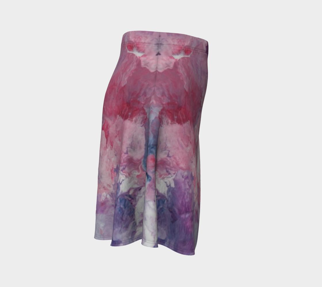 Fairy Garden Flare Skirt preview #3