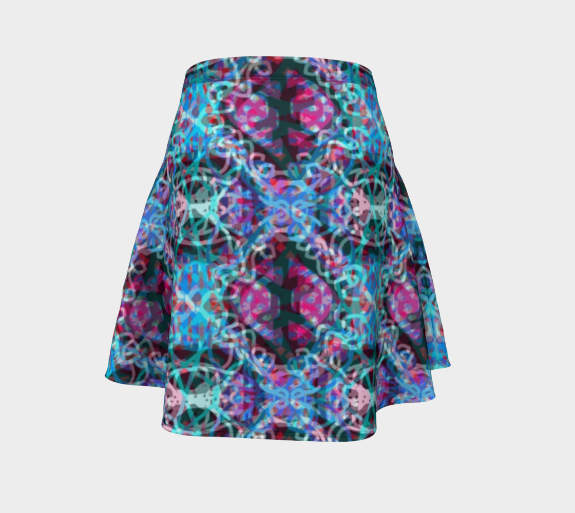 Rad Flared Skirt by KCS preview #4