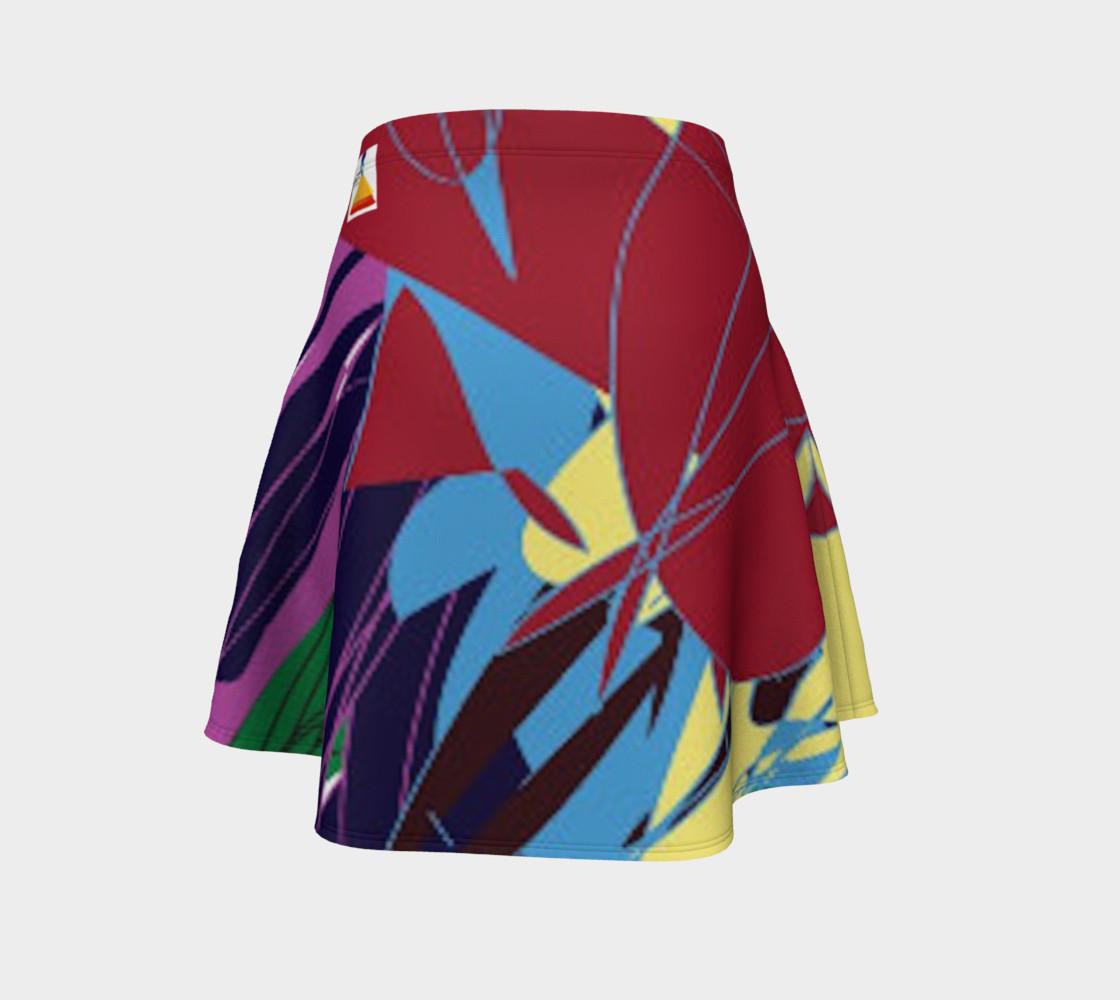 EBO Flare Skirt preview #4